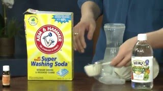 All-Natural Disinfectant Spray - WIBW Interview
