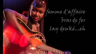 Marema Femme d'affaire lyrics