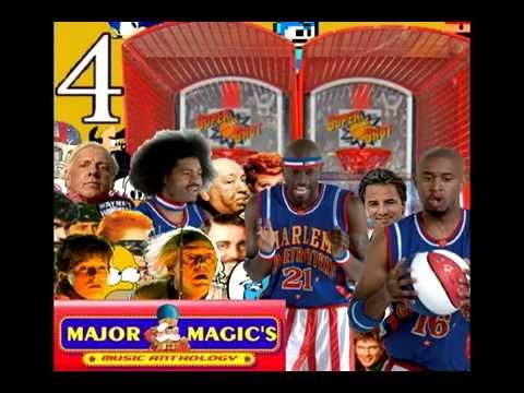 Major Magic's Music Anthology: 4 - Track 27 - The Harlem Globetrotters Theme (Sweet Georgia Brown)