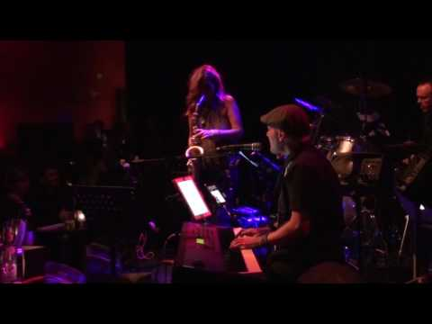 Club Dauphine 3 maart 2017 - Candy Dulfer, Roger Happel - I don't wanna talk about it