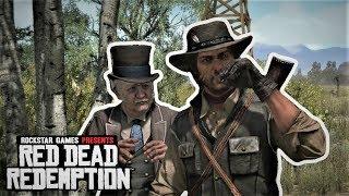 #12 Um Dia da Caça o Outro do Caçador - Red Dead Redemption