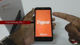 Digicel DL1 aka Alcatel Pixi 4 (5) Review