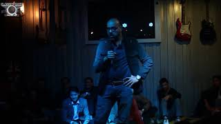 Stand up comedy: Speaking to a corporate dude