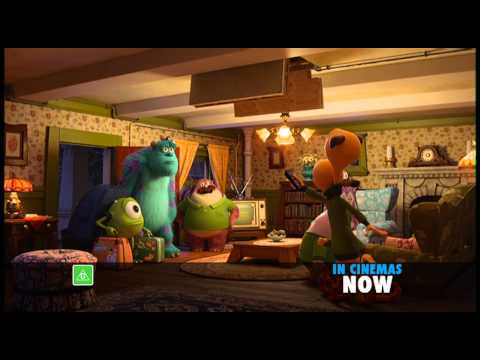 Disney•Pixar's Monsters University | In Cinemas Today