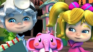 Miss Polly Had A dolly Who Was Sick Sick Sick | Rhymes For Children | Baby Songs