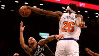 Best New York Knicks Plays! NBA 2018-2019 Season