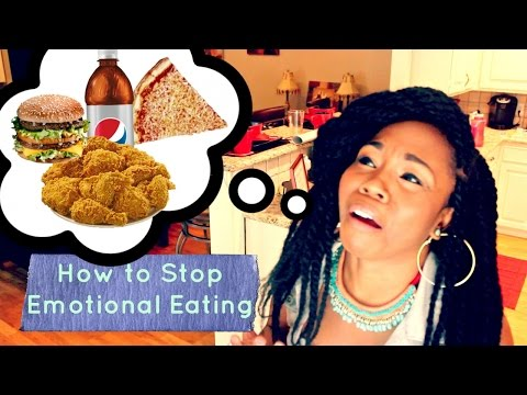 How to Stop Emotional Eating and Lose Weight!