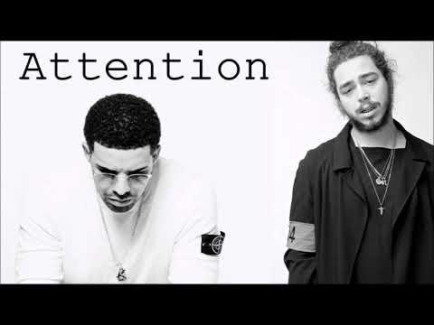 Post Malone ft Drake  Attention Audio