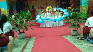 Co oi ( Thúy Vy- Mai Linh hát rất hay) Truong TH Trần Quốc Toản
