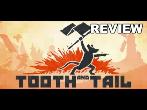 Tooth And Tail - Indie Game  Reviews 2017 - Competitive Indie RTS!