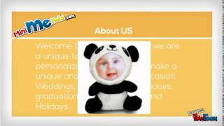 [Personalized Soft Toys] Video