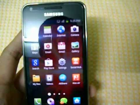 Samsung Galaxy S Advance GT-I9070 Review by AndroidNova.org