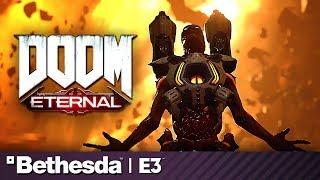 Doom Eternal Full Showcase Presentation | Bethesda E3 2019