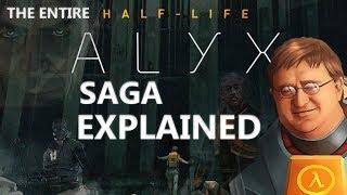 Half-life Saga Explained