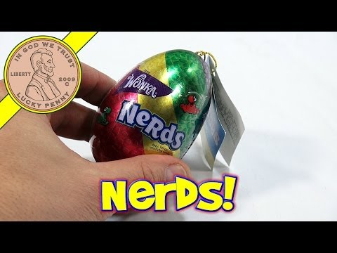 Wonka Candy Nerds Easter Egg Tin