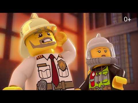 Таяние мамонта – Часть 2 из 2 – LEGO City Полярная экспедиция