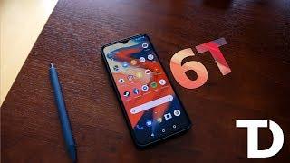 OnePlus 6T telefono apžvalga!