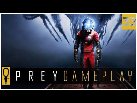 Let's Play PREY Gameplay Part 33 - Cosmic Ecology - Walkthrough