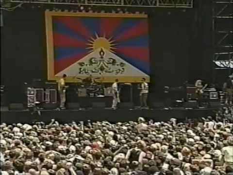 [DVD] Radiohead - Tibetan Freedom Concert 1998 [Full Concert + Bonus]