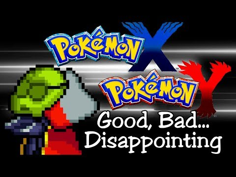 Pokemon X and Y: Good, Bad...Disappointing (50,000 Subscriber Special)