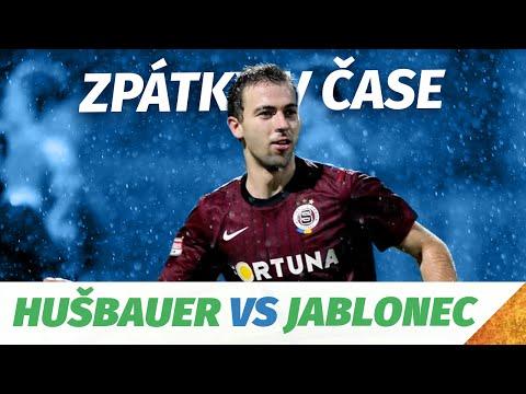 Zpátky v čase - Hušbauerovy krásné trefy zvrátily zápas