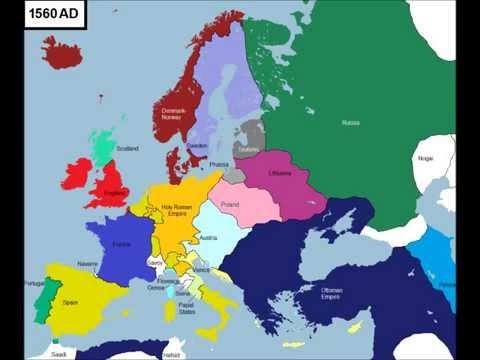 Europe - Years
