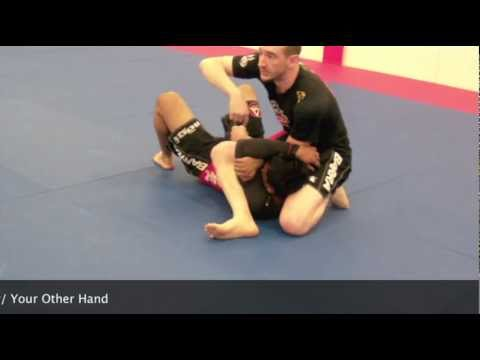 No Gi Grappling Video: Mount Attacks - S Mount to Arm Bar Submission with Tim Gillette Image 1