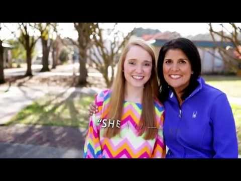 Haley for Governor TV Ad: Has My Back