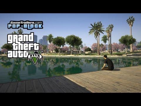 GT Pop-Block - Grand Theft Auto V: Trailer 2