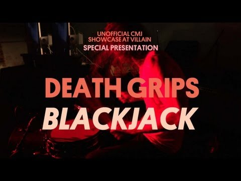 "Death Grips Play ""Blackjack"" at Villain! - Special Presentation"