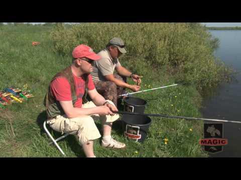 прикормка рыболовная magic
