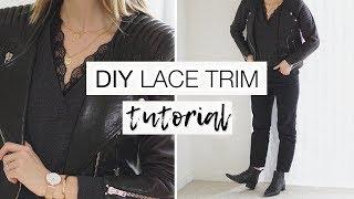 DIY lace