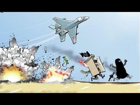 Месть с небес | Охота на ИГИЛ в Сирии глазами пилота Cу-34