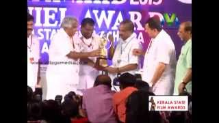 Philips and The Monkey Pen - Kerala State Film Award 2013 Distribution  - J C Danial Award