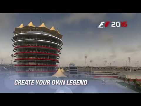 F1 2016 - Career Mode Trailer