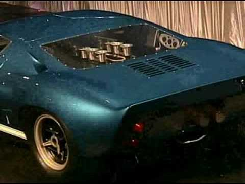 Pebble Beach Auction - 1966 Ford GT40 Mk I
