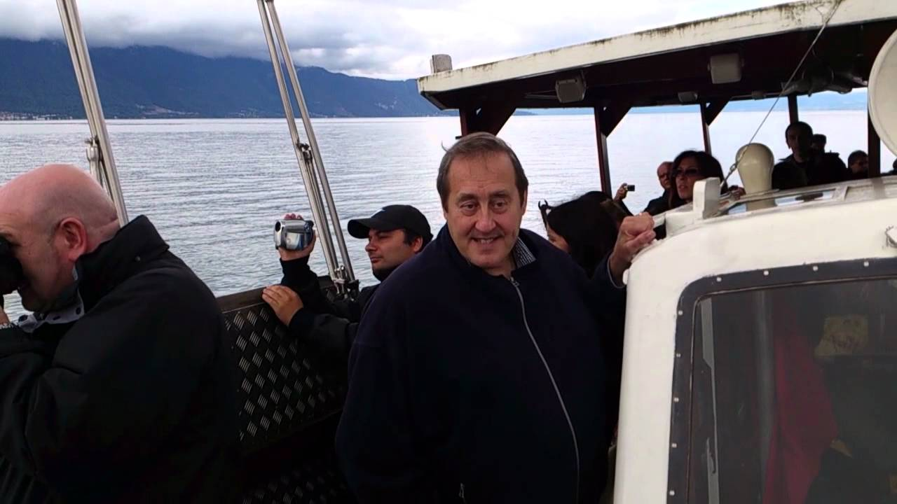 Boat Trip Part I