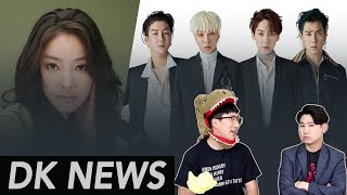 WINNER & iKON Boycotted?/Jang Ja Yeon case conclusion/ Korea against female police? [DK NEWS]
