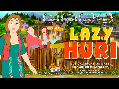 Lazy Huri English subtitles  Anban Hurin  2017 FULL HD - Official