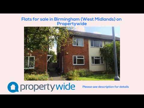 Flats for sale in Birmingham (West Midlands) on Propertywide