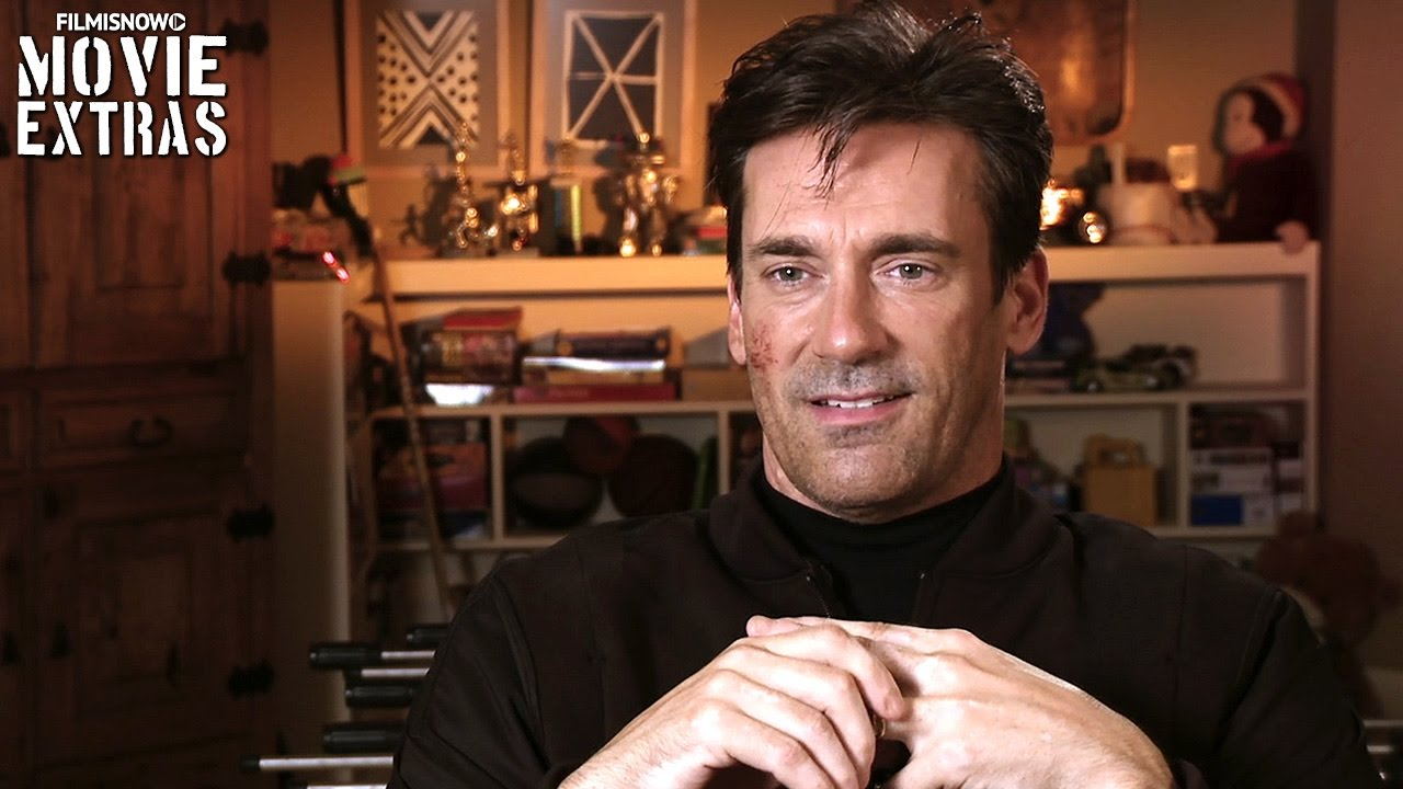 Keeping Up with the Joneses | On-set visit with Jon Hamm 'Tim Jones'