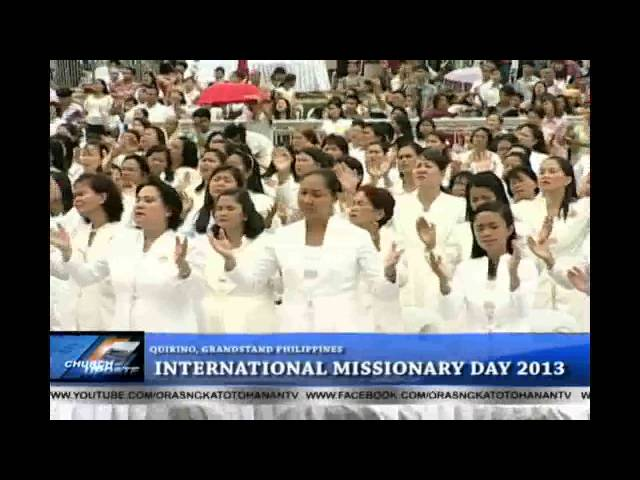 International Missionary Day Highlights 2013 (PMCC 4th Watch)
