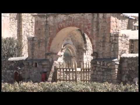 Viaje / Peru / Sibayo: Caravana de Lamas