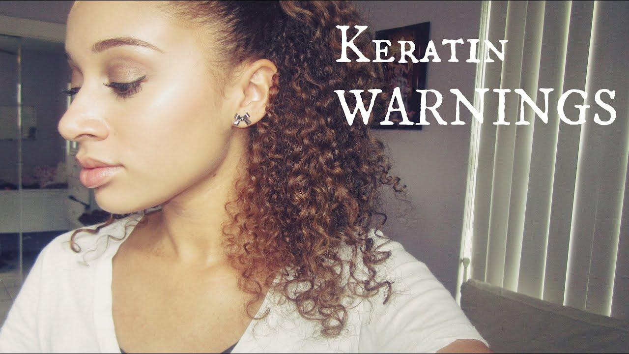 Keratin Treatment Warnings Youtube