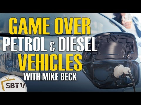 Mike Beck - Electric Vehicle Revolution: Game Over for PetrolDiesel Vehicles