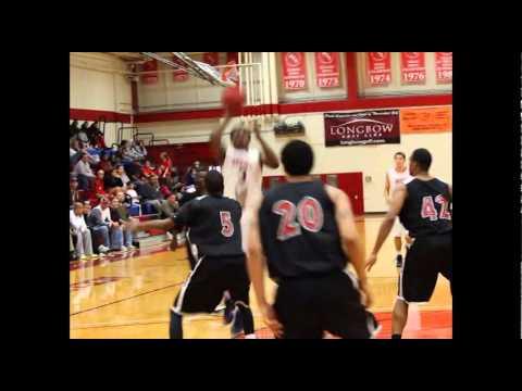 Mesa Community College Men's basketball highlights vs. Glendale CC