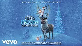 """Idina Menzel - Ring in the Season (Reprise) (From """"Olaf"""