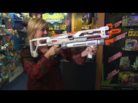 How To Make A Powerful Spitball Gun With A Pen Quick And