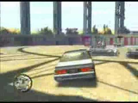 GTA IV Destruction Derby
