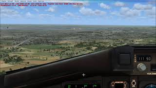 FSX QW 757 KDSM-KOMA
